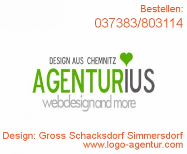 Logo Design Gross Schacksdorf Simmersdorf - Kreatives Logo Design
