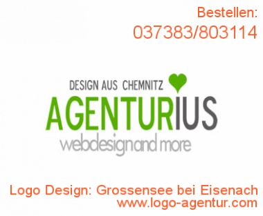 Logo Design Grossensee bei Eisenach - Kreatives Logo Design