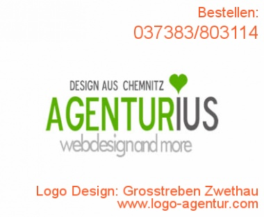 Logo Design Grosstreben Zwethau - Kreatives Logo Design