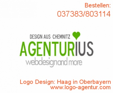 Logo Design Haag in Oberbayern - Kreatives Logo Design