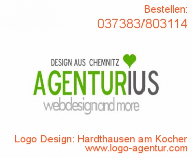 Logo Design Hardthausen am Kocher - Kreatives Logo Design