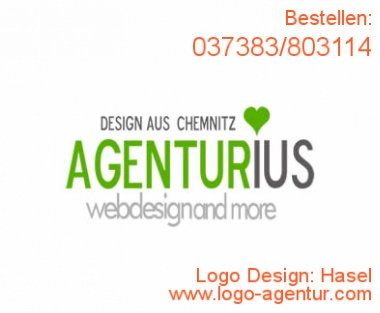 Logo Design Hasel - Kreatives Logo Design