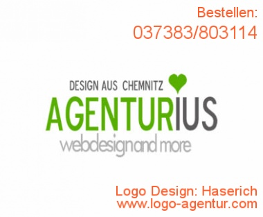 Logo Design Haserich - Kreatives Logo Design