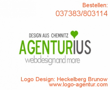 Logo Design Heckelberg Brunow - Kreatives Logo Design