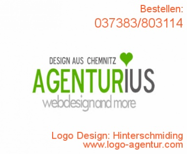 Logo Design Hinterschmiding - Kreatives Logo Design