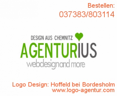Logo Design Hoffeld bei Bordesholm - Kreatives Logo Design