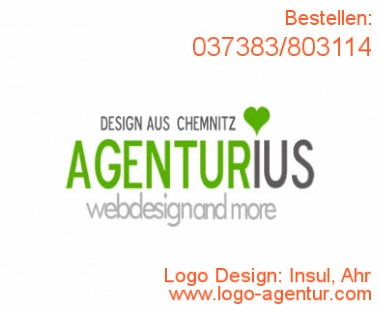 Logo Design Insul, Ahr - Kreatives Logo Design