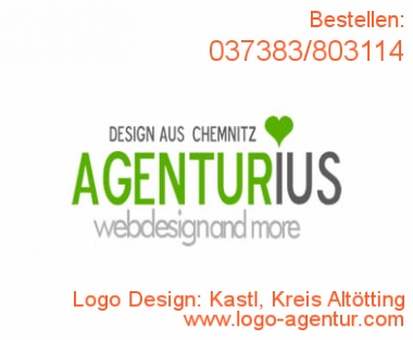 Logo Design Kastl, Kreis Altötting - Kreatives Logo Design