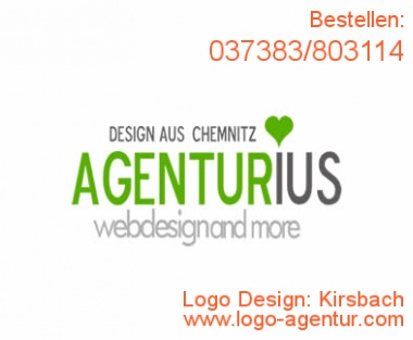 Logo Design Kirsbach - Kreatives Logo Design