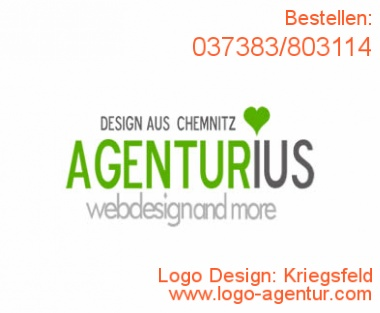 Logo Design Kriegsfeld - Kreatives Logo Design