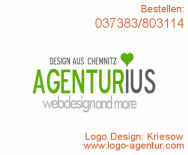 Logo Design Kriesow - Kreatives Logo Design