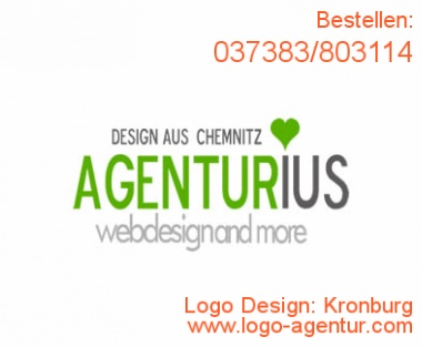 Logo Design Kronburg - Kreatives Logo Design