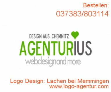 Logo Design Lachen bei Memmingen - Kreatives Logo Design