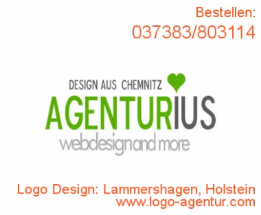 Logo Design Lammershagen, Holstein - Kreatives Logo Design