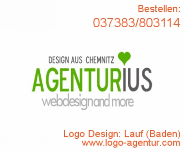 Logo Design Lauf (Baden) - Kreatives Logo Design