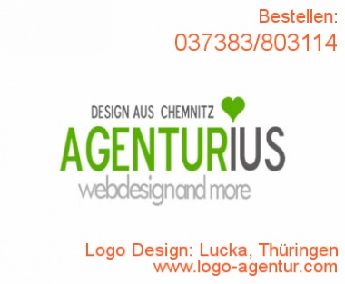 Logo Design Lucka, Thüringen - Kreatives Logo Design