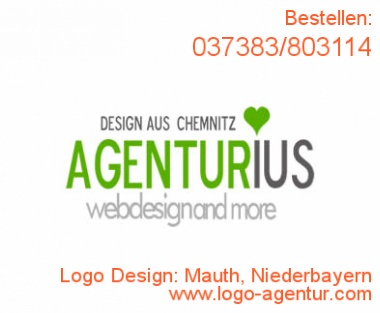 Logo Design Mauth, Niederbayern - Kreatives Logo Design