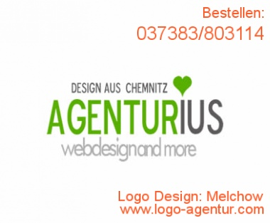 Logo Design Melchow - Kreatives Logo Design