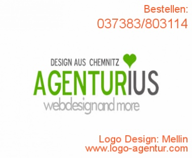 Logo Design Mellin - Kreatives Logo Design