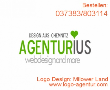 Logo Design Milower Land - Kreatives Logo Design