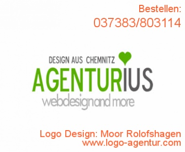 Logo Design Moor Rolofshagen - Kreatives Logo Design