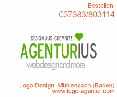 Logo Design Mühlenbach (Baden) - Kreatives Logo Design