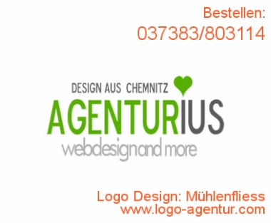 Logo Design Mühlenfliess - Kreatives Logo Design