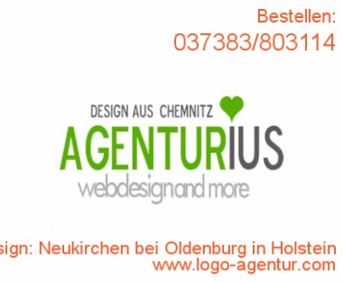 Logo Design Neukirchen bei Oldenburg in Holstein - Kreatives Logo Design