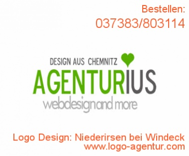 Logo Design Niederirsen bei Windeck - Kreatives Logo Design