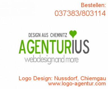 Logo Design Nussdorf, Chiemgau - Kreatives Logo Design