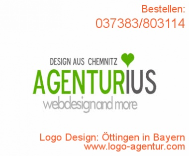 Logo Design Öttingen in Bayern - Kreatives Logo Design