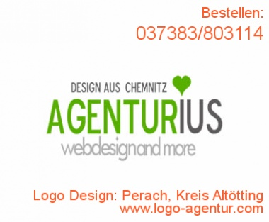 Logo Design Perach, Kreis Altötting - Kreatives Logo Design