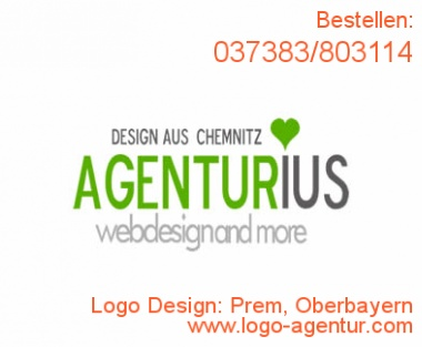 Logo Design Prem, Oberbayern - Kreatives Logo Design