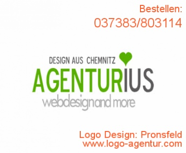 Logo Design Pronsfeld - Kreatives Logo Design