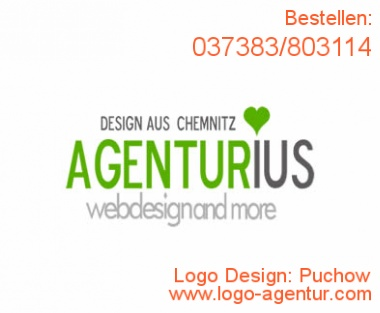 Logo Design Puchow - Kreatives Logo Design