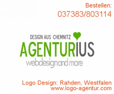 Logo Design Rahden, Westfalen - Kreatives Logo Design