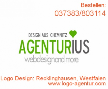 Logo Design Recklinghausen, Westfalen - Kreatives Logo Design