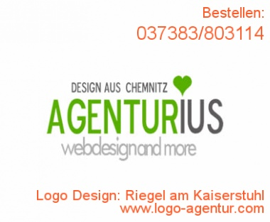 Logo Design Riegel am Kaiserstuhl - Kreatives Logo Design