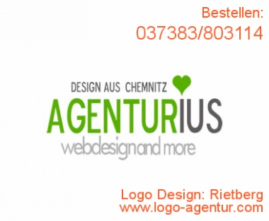 Logo Design Rietberg - Kreatives Logo Design