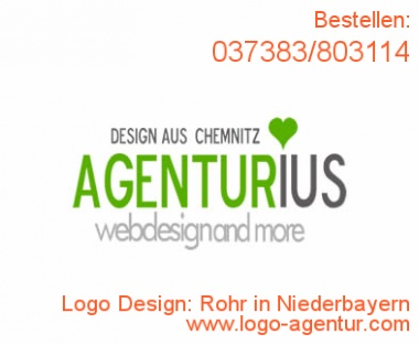 Logo Design Rohr in Niederbayern - Kreatives Logo Design