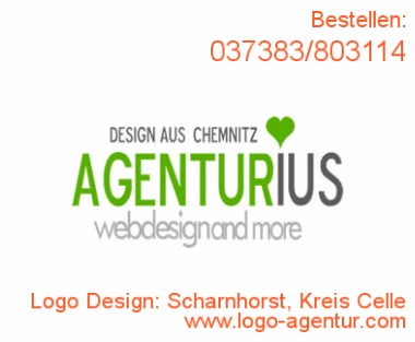 Logo Design Scharnhorst, Kreis Celle - Kreatives Logo Design