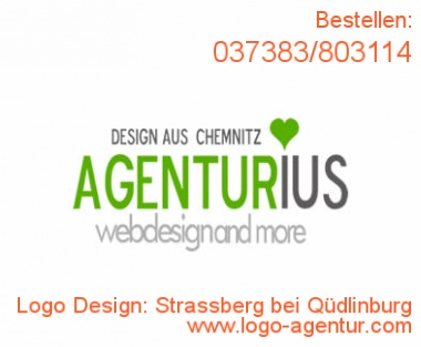 Logo Design Strassberg bei Qüdlinburg - Kreatives Logo Design