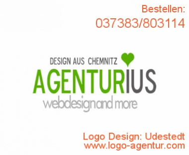 Logo Design Udestedt - Kreatives Logo Design