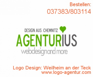 Logo Design Weilheim an der Teck - Kreatives Logo Design