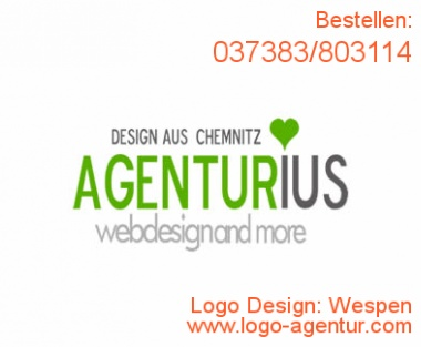 Logo Design Wespen - Kreatives Logo Design