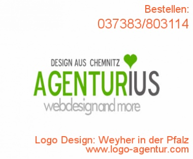 Logo Design Weyher in der Pfalz - Kreatives Logo Design