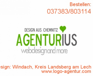 Logo Design Windach, Kreis Landsberg am Lech - Kreatives Logo Design