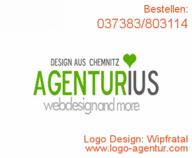 Logo Design Wipfratal - Kreatives Logo Design