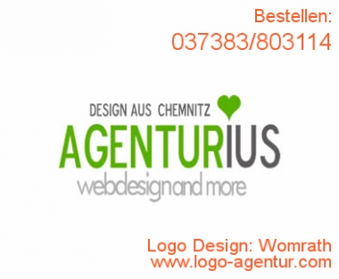 Logo Design Womrath - Kreatives Logo Design