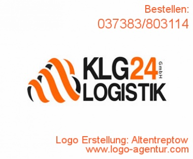 Logo Erstellung Altentreptow - Kreatives Logo Design